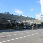 東京駅八重洲口の様子