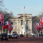 皇室・王室のイメージとしてのバッキンガム宮殿