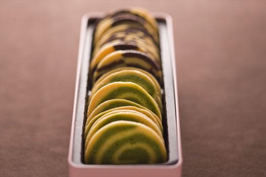 山本道子の店のマーブルクッキー