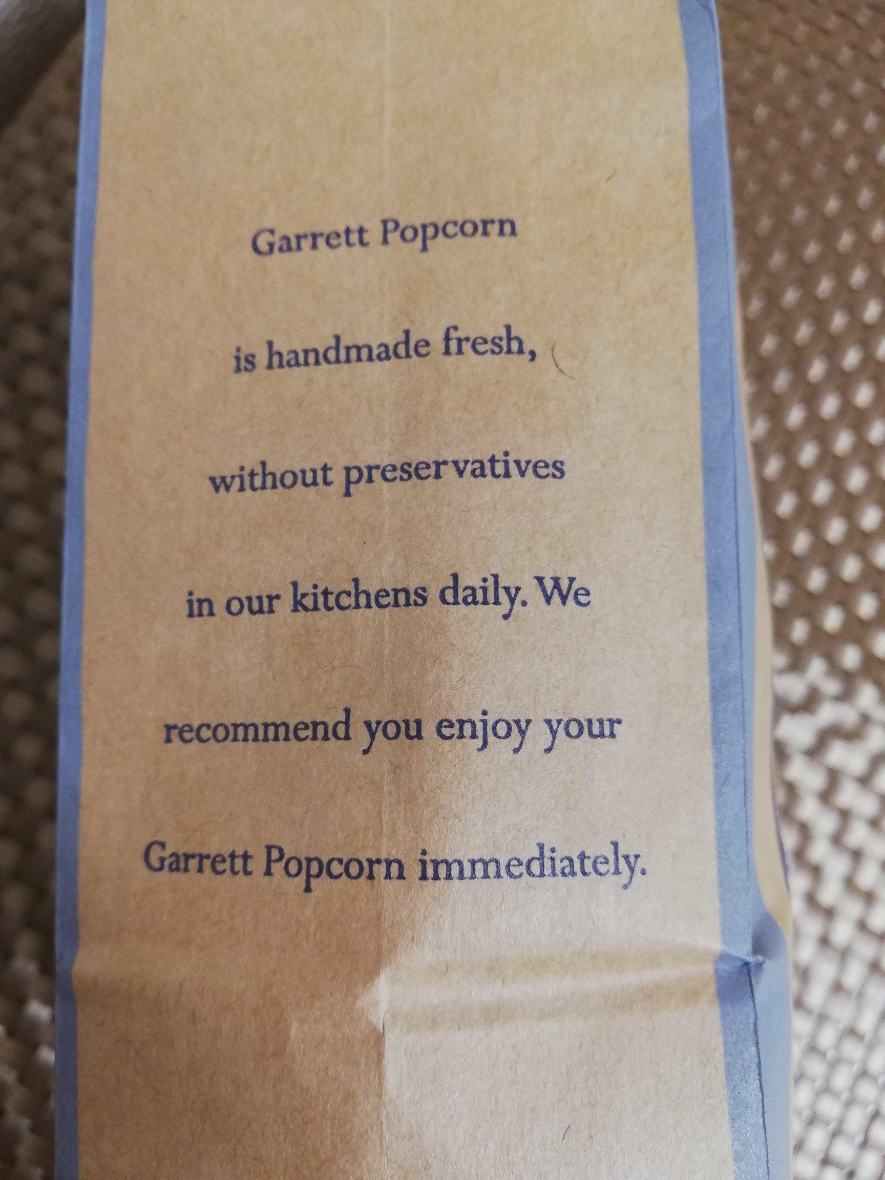 Garrettギャレットの紙袋3