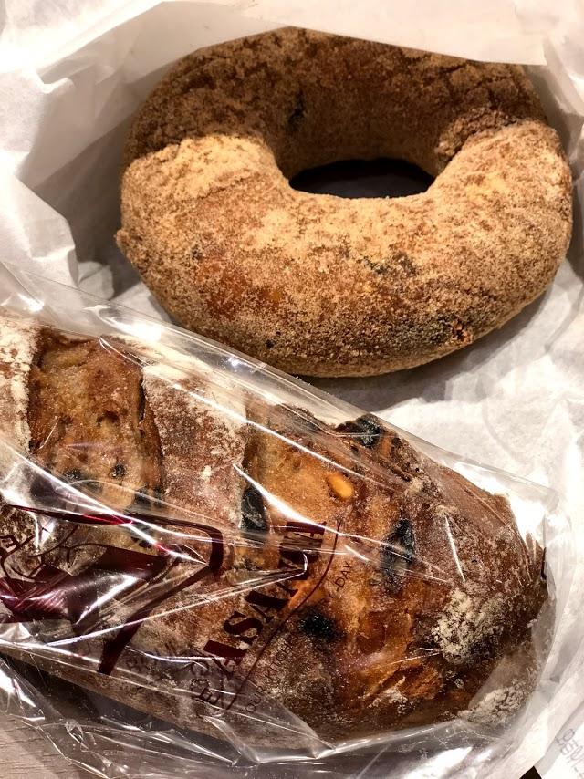 ブランジェ浅野屋のパンたち